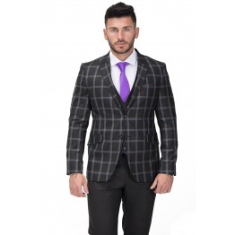 Costum barbati chester smart casual