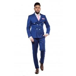 Costum business Royal Stripes